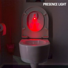 Indicador Luminoso para Inodoros Presence Light
